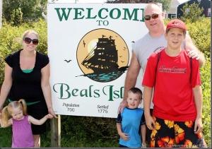Beals Island. Summer 2013.
