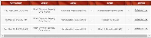 Flames Nationals