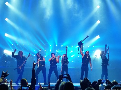 This was my 16th consecutive year seeing the Trans-Siberian Orchestra in concert, and I never want the show to end. This year was no different. Simply awesome.