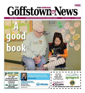 Goffstown News, April 7, 2016