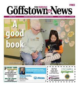 Goffstown News, April 7, 2016